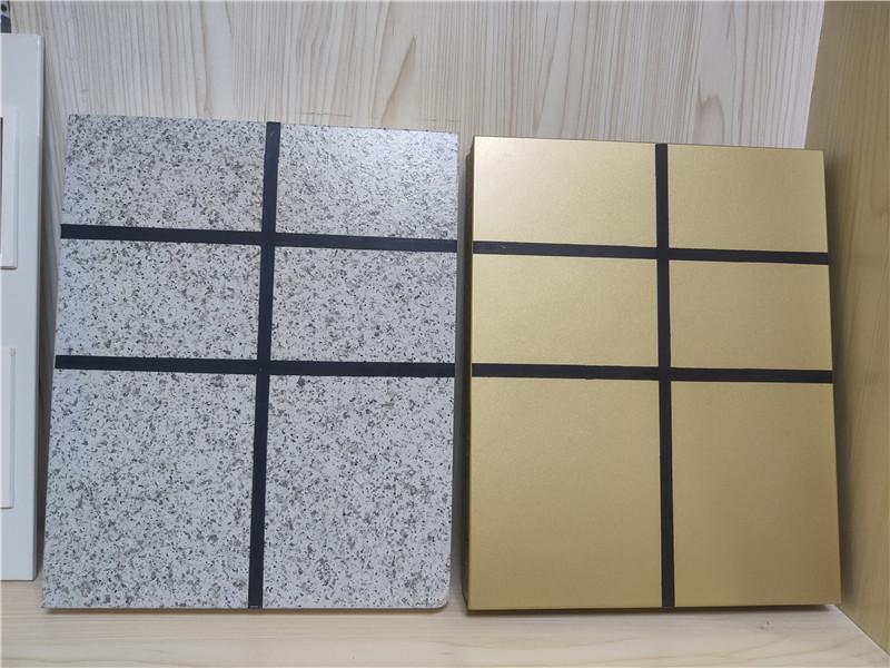 仿铝板保温装饰一体板